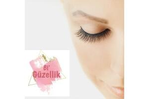 Kozyatağı Bi' Güzellik'ten Kirpik Perması & Kirpil Lifting & Pudralama İle Kalıcı Makyaj Uygulamaları