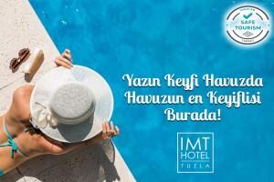 İstanbul Medikal Termal Hotel'den Açık Havuz Kullanım Paketleri