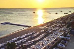 Kumburgaz Ronax Hotel'in Plajında Deniz Sefası