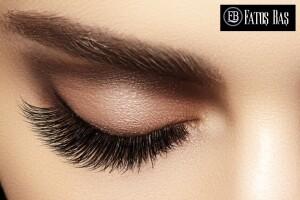 Fatoş Baş Beauty Salon'dan Doğal Kirpik ve İpek Kirpik Uygulamaları
