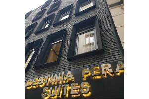 Destinia Pera Suites'te 2 Kişilik Konforlu Konaklama Seçenekleri