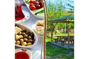 Polonezköy Koza Restaurant Et Mangal'dan Serpme Kahvaltı