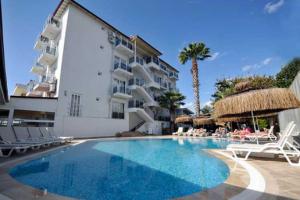 Fethiye Makri Beach Otel'de Yarım Pansiyon 4 - 5 - 7 Gece Tatil Paketleri