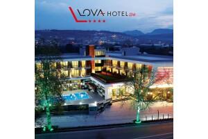Yalova Lova Hotel Spa'da Bayram Dahil Çift Kişilik Konaklama Seçenekleri