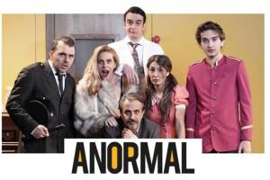 'Anormal' Tiyatro Bileti