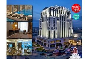Güneşli Retaj Royal İstanbul Hotel'de SPA Kullanımı Dahil Aile Konaklama Paketi