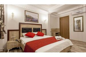 Asya World Hotel'de Konfor Dolu Konaklama Seçenekleri
