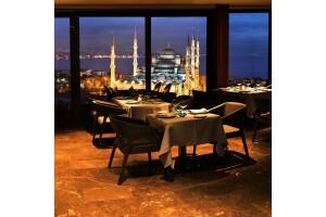 Fine Dine İstanbul'da Enfes Lezzetlerle Yemek Keyfi
