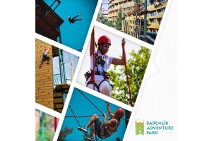 Bademlik Adventure Park İndirimli Giriş Bileti