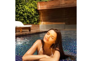 Beyoğlu Opera Hotel L'aura Spa'dan Açık Havuz Sefası