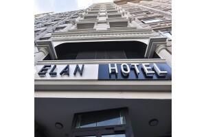 Elan Hotel Pera Taksim'de Tek veya Çift Kişilik Konaklama Seçenekleri