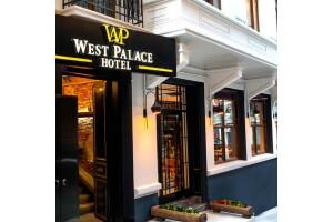 West Palace Hotel'de Çift Kişilik Konaklama Keyfi