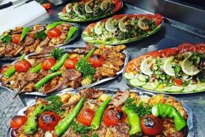 Nefess Cafe'de Dumanı Üstünde Enfes Yemek Menüleri