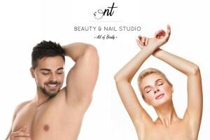 Nt Beauty & Nail Studio Kadın ve Erkeklere Özel Alexandrite Başlık İstenmeyen Tüy Uygulamaları