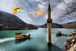 5 Gece 6 Gün Yarım Pansiyon Uygarlığın Beşiği Mezopotamya'ya Yolculuk GAP Turu