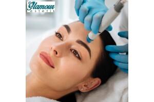 Glamour Estetik'ten Hydrafacial, Oksijen Terapi, Magic Eyes Bakımları