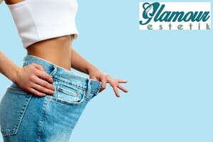 Glamour Estetik'ten 1 Seans Lpc İle Zayıflama Uygulaması