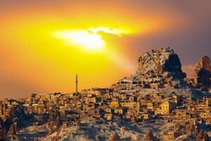 Cuma Hareketli 1 Gece 5 Yıldızlı Ürgüp Perissia Otel Konaklamalı 3 Günlük Kapadokya Turu