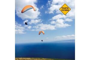 Trakya Extrem Turizm'den Yamaç Paraşütü İle Uçuş Keyfi ve Öğle Yemeği