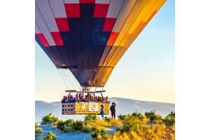 Kapadokya'nın Eşsiz Güzelliklerini Havadan Görebileceğiniz Muhteşem Kapadokya Balon Turu