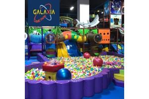 Venezia Mega Outlet AVM İçindeki Galaxia Game Park'ta 50 TL'lik Oyun Kredisi 25 TL!