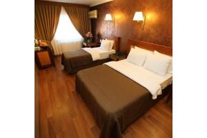 Beyoğlu Eterno Hotel'den Şehrin Göbeğinde Kahvaltı Dahil Konaklama Seçenekleri