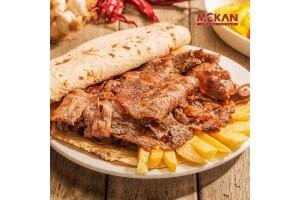 Üsküdar Mekan Közde Döner'den Her Biri Birbirinden Lezzetli 4 Seçenekli Yemek Menüsü