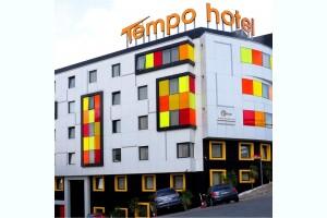 Tempo Hotel Çağlayan'ın Modern ve Renkli Odalarında Çift Kişilik Kahvaltı Dahil Konaklama