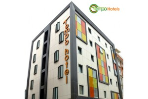 Tempo Hotel 4. Levent'te Çift Kişi 1 Gece Kahvaltı Dahil Konaklama