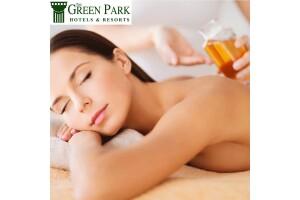 Green Park Hotel Bostancı'da Islak Alan Kullanımı Dahil Masaj Paketleri