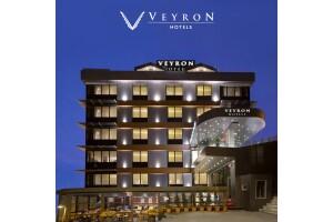 Gayrettepe Veyron Hotel'den Çift Kişilik Konaklama