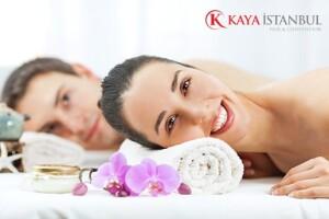 Kaya İstanbul Fair & Convention Hotel'in Spa Merkezi'nde İndirimli Masaj Keyfi ve Tesis Kullanımı