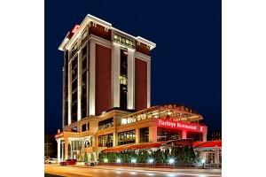 Eskişehir The Merlot Hotel'den Çift Kişilik Konaklama Seçenekleri
