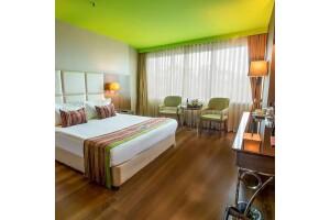 Park Inn by Radisson Kavacık'ın Kaliteli Ambiyansında Çift Kişilik Konaklama Seçenekleri