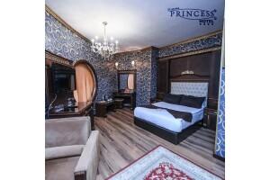 Kızılay Princess Hotel'den Tek ve Çift Kişilik Kahvaltı Dahil Konaklama Seçenekleri