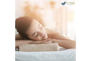 Tryp By Wyndham Sancaktepe, Fi Club Spa & Wellness'tan Aromaterapi, İsveç, Anti Stres, Klasik Masaj Seçenekleri ve Spa Kullanımı