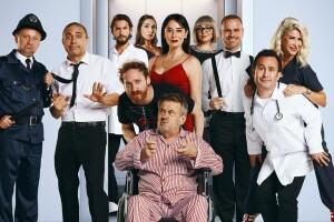 Ünlü Oyunculardan Oluşan Muhteşem Bir Kadronun Sahneye Koyduğu 'Kaç Baba Kaç' Komedi Tiyatro Oyunu Bileti