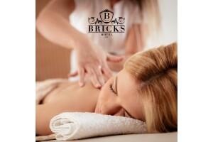Bricks Airport Hotel & Spa'da Kese Köpük, Bali Masajı & Islak Alan Kullanımları İle Keyif