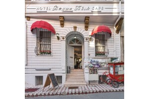 Beyaz Köşk Hotel & Cafe'de Tek veya Çift Kişilik Konfor Dolu Konaklama Seçenekleri