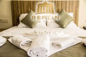 Nişantaşı Berlin Hotel'de Çift Kişi 1 Gece Konaklama Keyfi