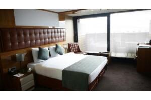 Ataşehir Palace Hotel'de Çift Kişilik Kahvaltı Dahil Seçenekli Konaklama