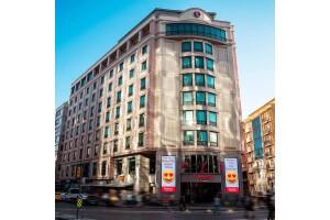 Ramada Plaza İstanbul City Center Hotel'de Kahvaltı Seçeneği İle Çift Kişilik Konaklama Keyfi