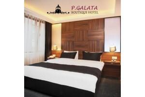 Peninsula Galata Boutique Hotel'de Kahvaltı Dahil 2 Kişilik 1 Gece Konaklama Keyfi