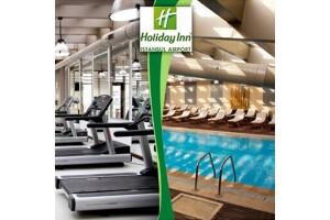 Holiday İnn İstanbul Airport Hotel Mandala Spa'da 3 Aylık Fitness Üyeliği, 1 veya 3 Aylık Kapalı Havuz Üyeliği + Kese Köpük Paketleri
