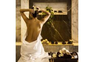 Holiday İnn İstanbul Airport Hotel Mandala Spa'da Kese Köpük Masajı ve Gelin Hamamı Paketleri
