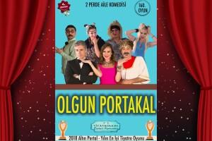 Olgun Portakal
