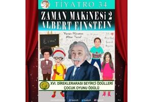 Zaman Makinesi 2 Albert Einstein