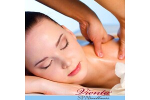 Viento Spa Ramada Suite Hotel Şişli'de 50 Dk. Bali ya da Taş Masajı