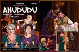 Suna Keskin, Melek Baykal ve Nedim Saban'ın Başrollerini Paylaştığı Efsane Bir Kadronun Sahnelediği 'Ahududu' Adlı Tiyatro Oyununa Bilet