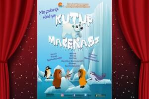 Kutup Macerası Adlı Müzikal Çocuk Oyunu İçin Tiyatro Bileti